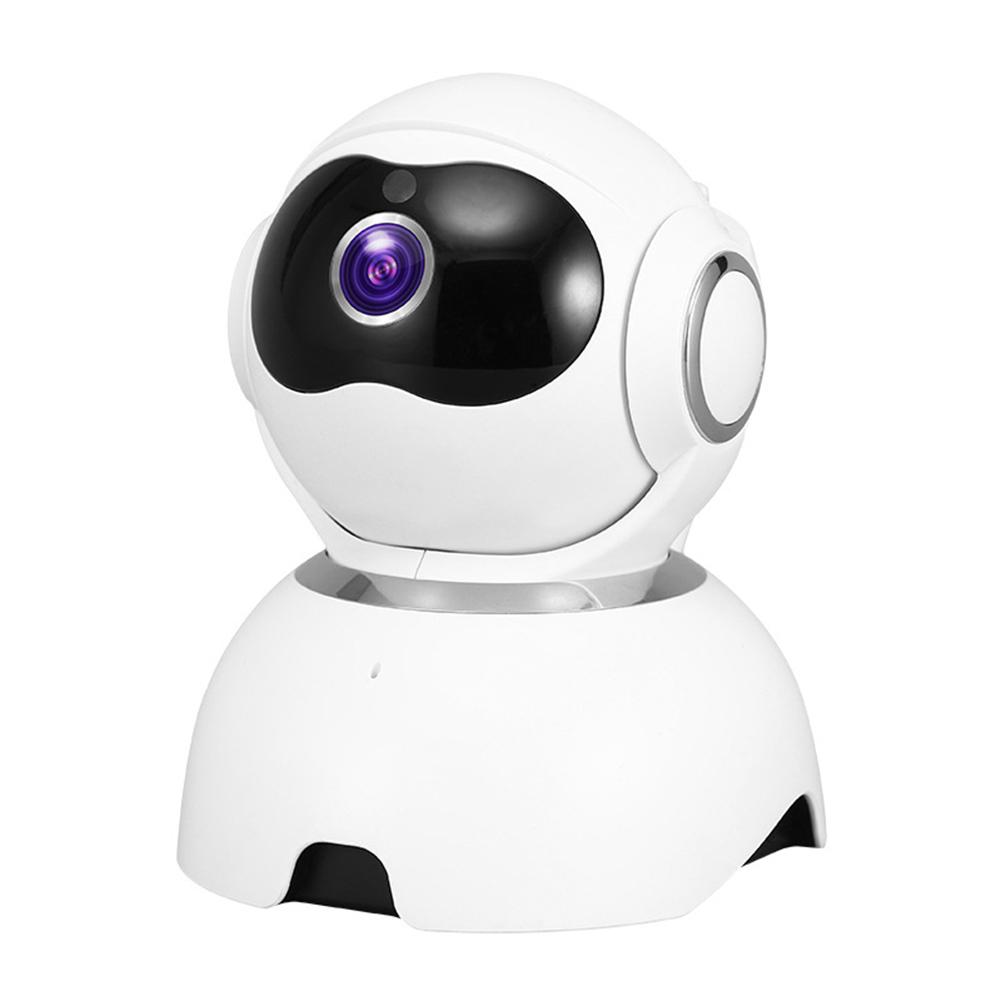 1080P High Definition AI Intelligent Tracking Baby Crying Alarm Home Security WIFI Rotating Camera EU Plug