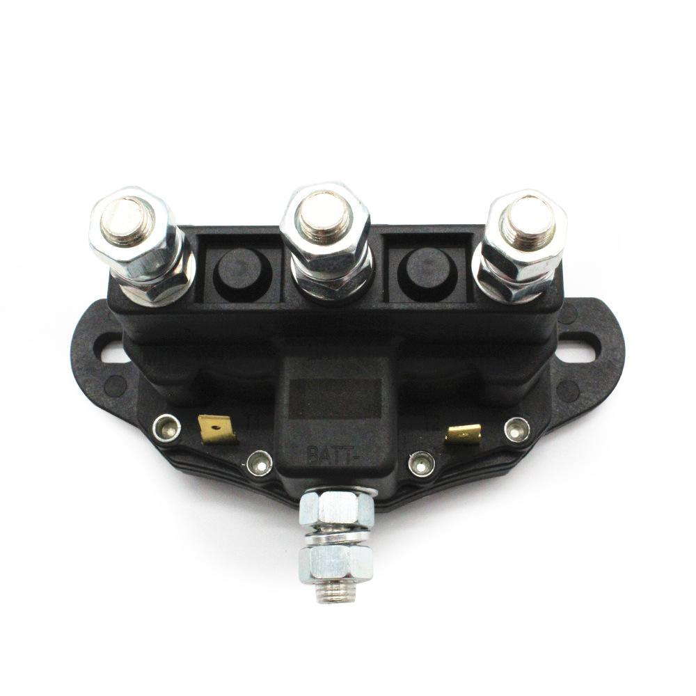 12V Relay Winch Motor Reversing Solenoid Switch #24450BX 6660-110