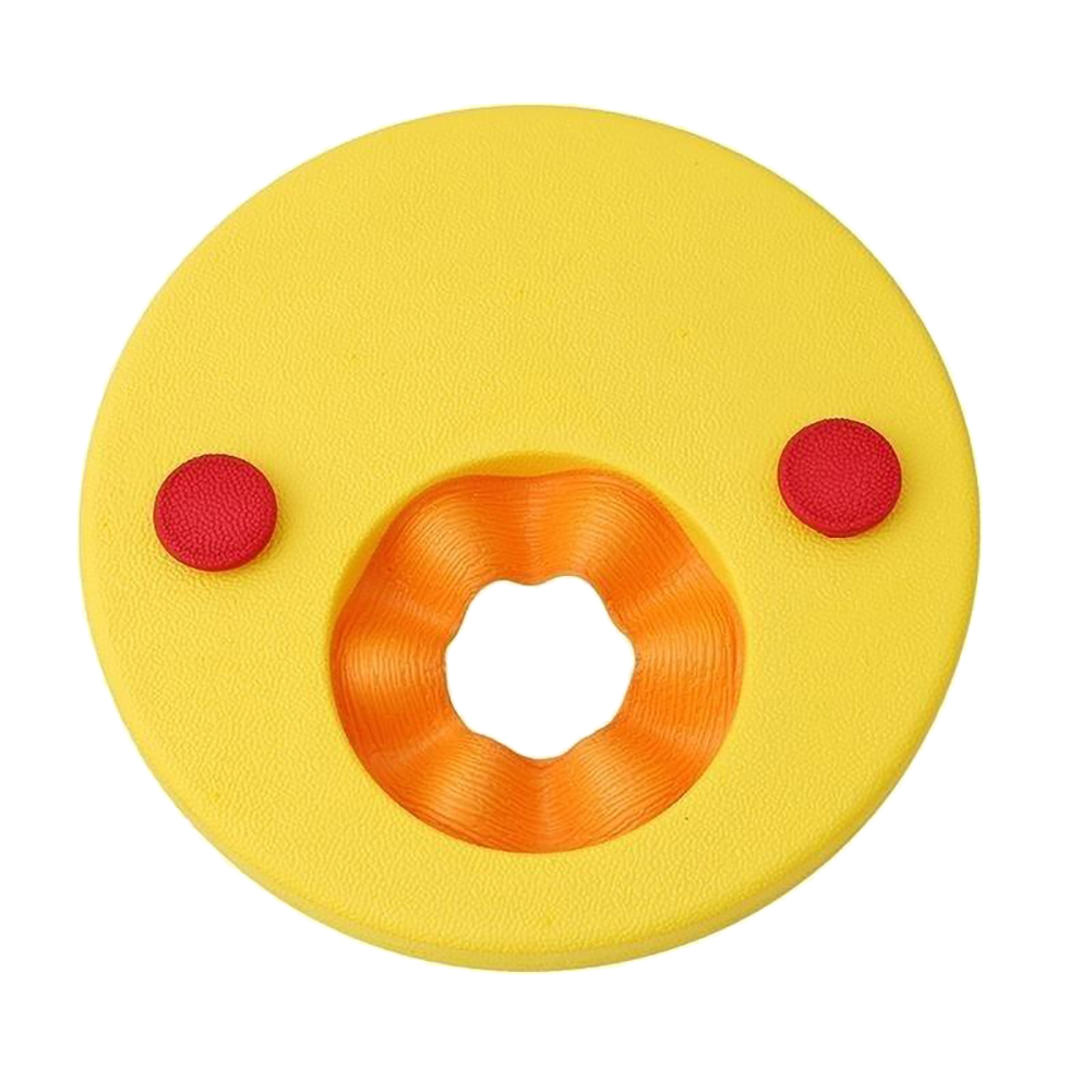 Kids Float Discs Swim Arm Band Set Baby Learn-to-Swim Swimming Float Ring yellow