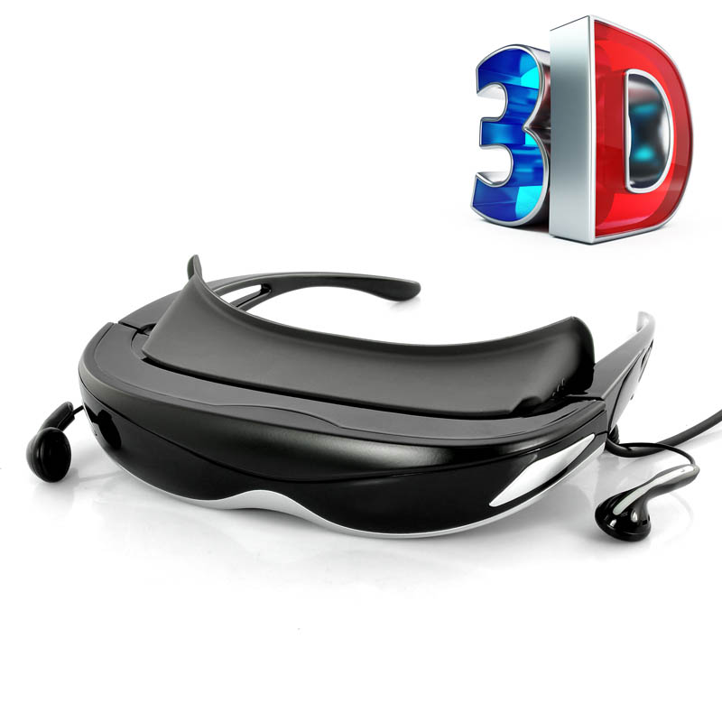 80 Inch Virtual Display Digital Video Glasses