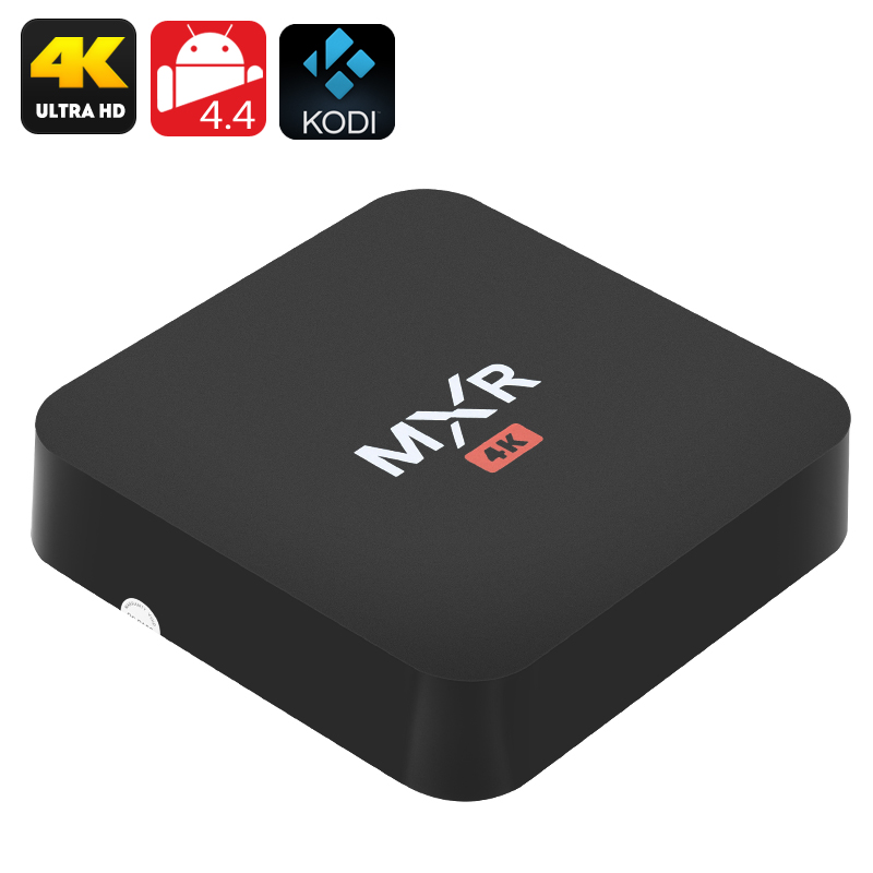 MXR Android 4K TV Box