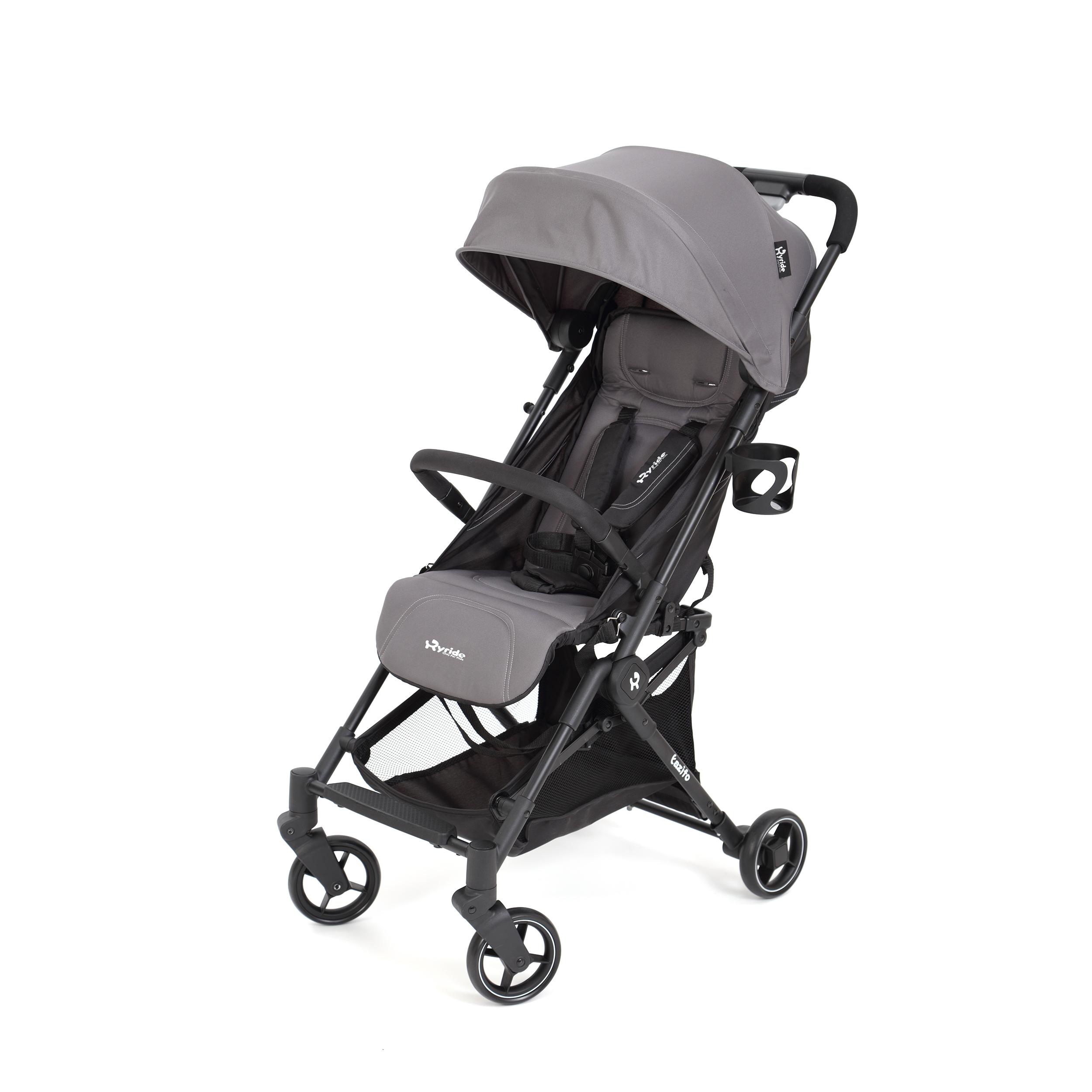 [US Direct] Lightweight aluminum Baby Stroller