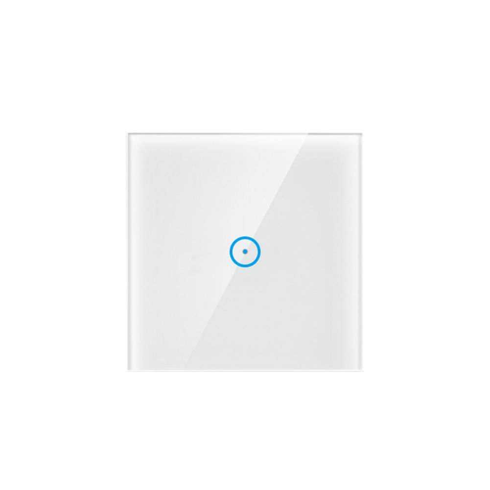 Intelligent Home Wireless Phone Remote Control Touch Switch Support for Alexa Google Home IFTTT European Regulation 1 way
