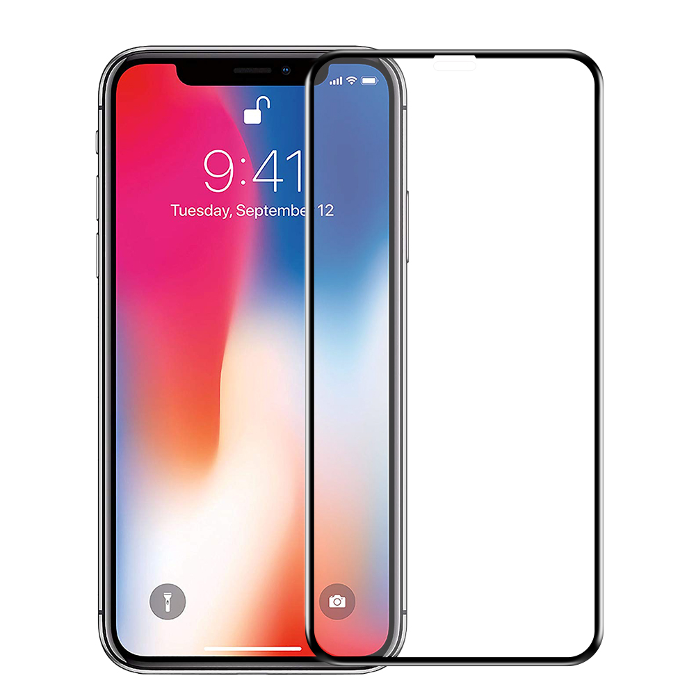 iPhone XS MAX Protective Film-black
