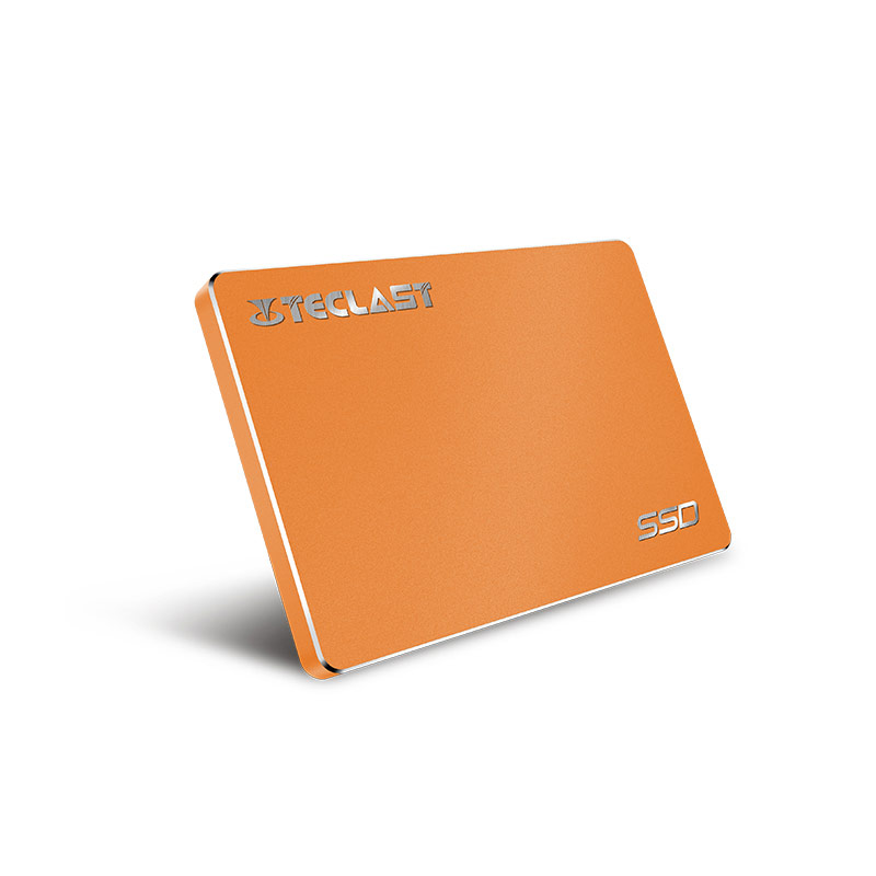 Orange TECLAST high read and write sequential speed m.2 ssd nvme 128GB ssd