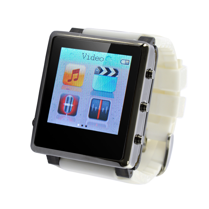 MP4 Player Watch - iRadish (W)