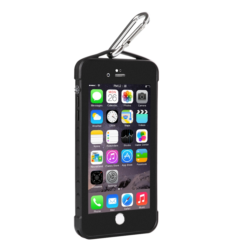 Black Protective  Case For iPhone 7