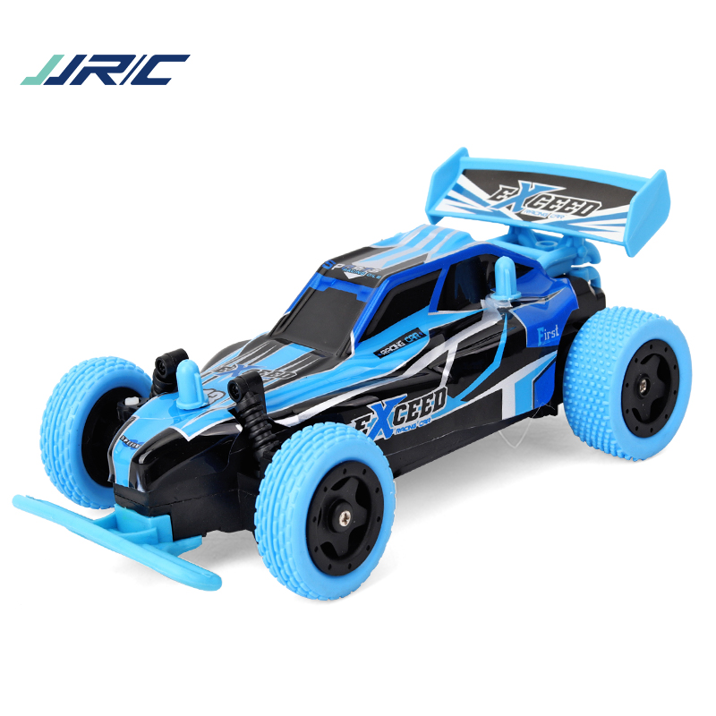 Remote Control 4WD Vehicle Electric RTR Off-road Buggy RC Car 15KM/h High Speed Radio Control Racing Car Toys blue