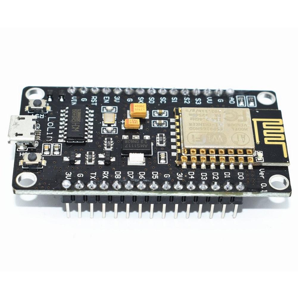 NodeMcu Lua ESP8266 ESP-12E CH340G WIFI Internet Development Board Module CH340G