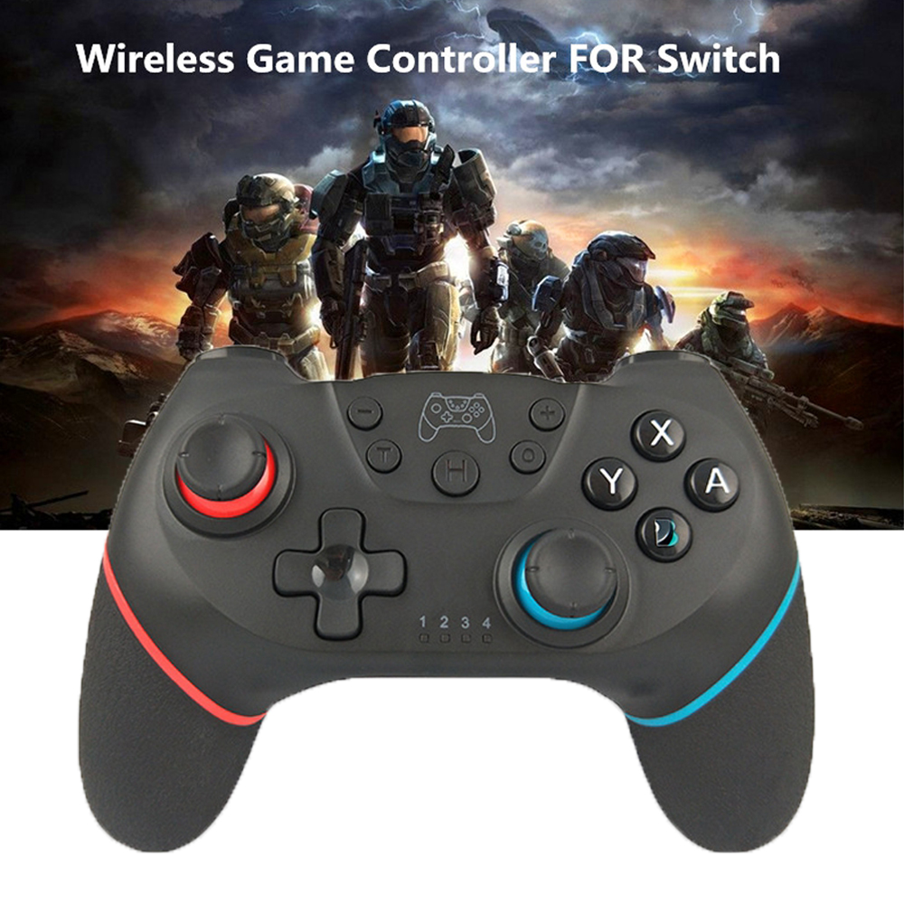 Wireless Bluetooth Game Controller Gamepad For Switch Pro NS-Switch Pro Game Console black