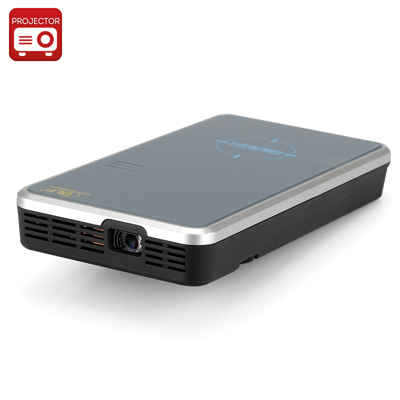 Wholesale mini pico projector dlp mini portable projector from china for Micro mini projector