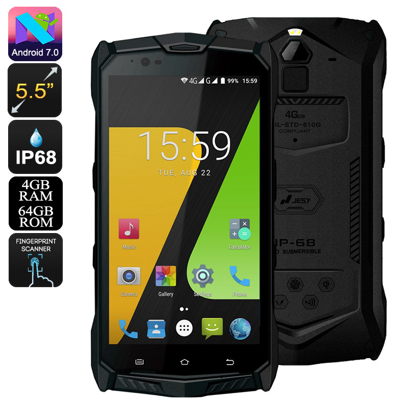 JESY J9S Rugged Phone