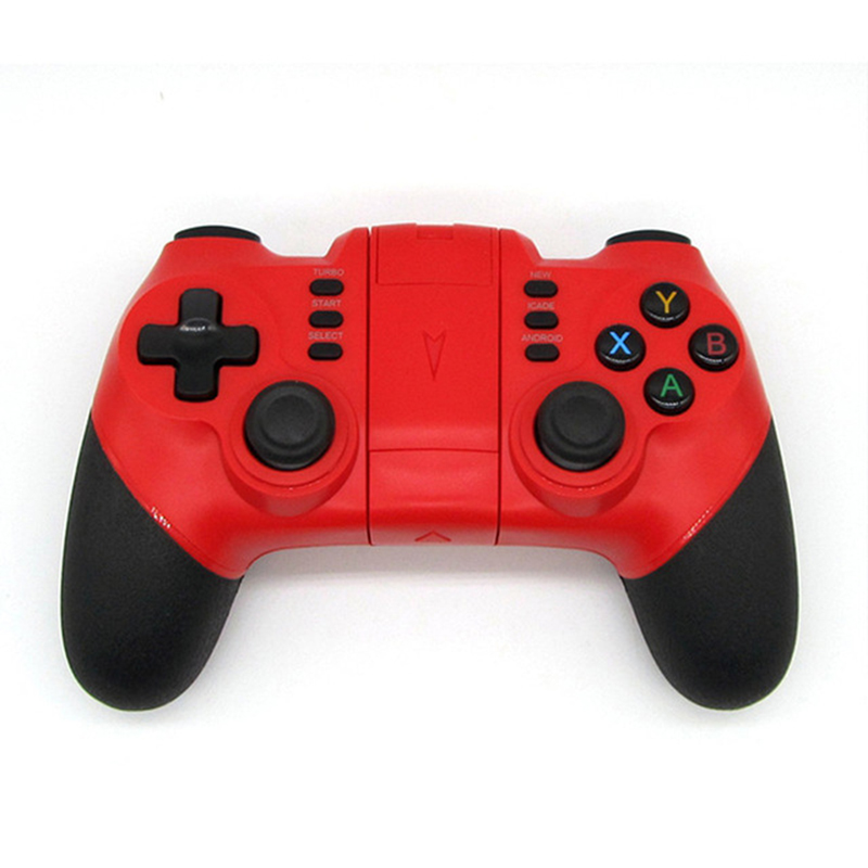 Wireless Bluetooth Game Controller red