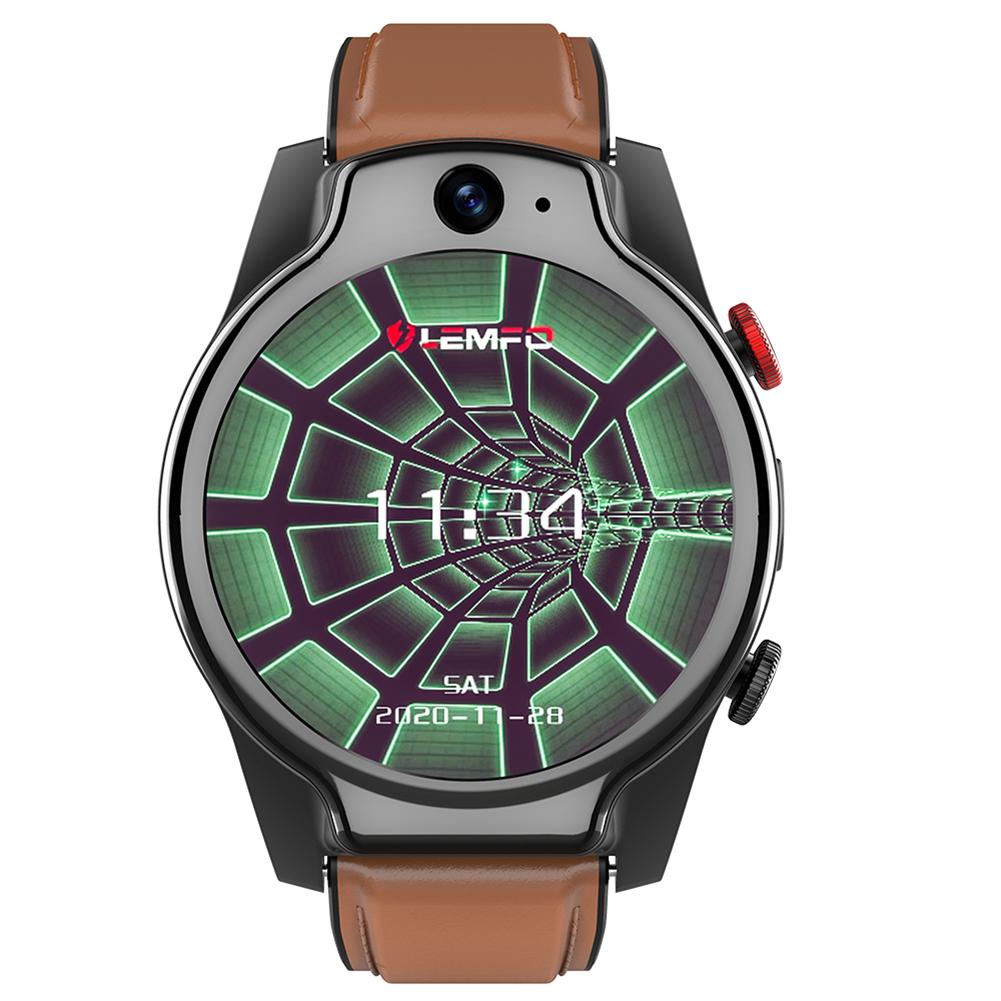 Smart Bracelet LEM14  Smart  Watch CWAT21970H Multifunctional Sport Watch Brown