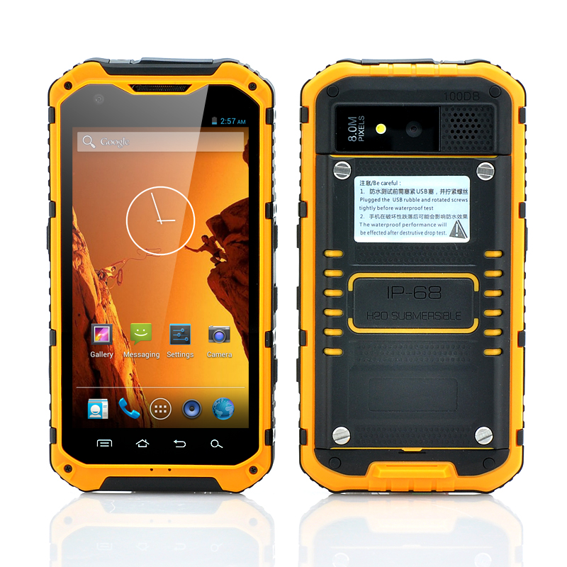 4.3 Inch Rugged Android Smartphone