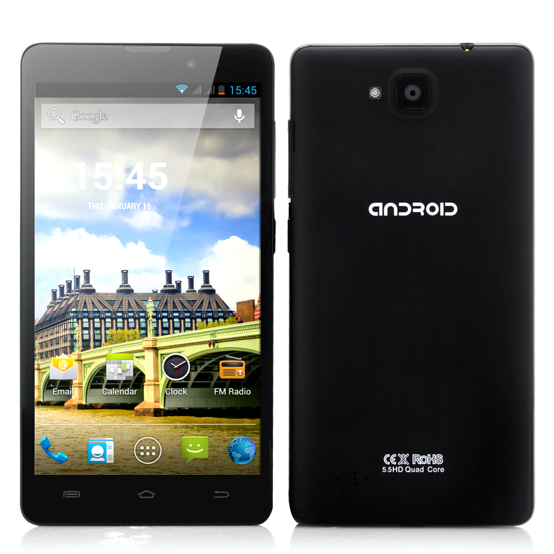 Budget Quad Core Android Phone - Roxx