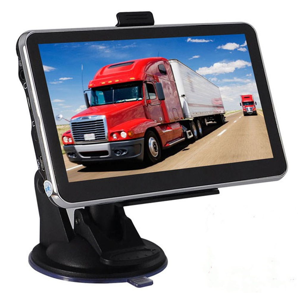 560 5 Inch GPS Navigation Car Truck Navigator 128M+8GB FM SAT NAV Navitel Russia Map 2018 Europe America Asia Africa Maps black_Southeast Asia map