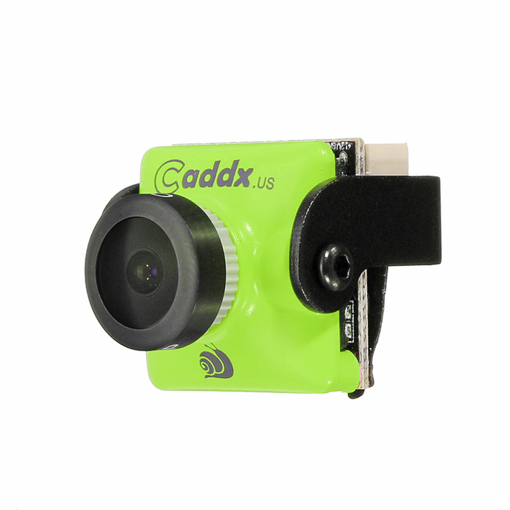 Caddx Turbo Micro SDR2 1/2.8 2.1mm 1200TVL Low Latency WDR 16:9/4:3 FPV Camera for RC Drone green