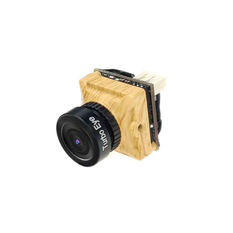 Caddx Turbo Micro SDR2 Plus Race Version 1000TVL Super WDR OSD Low Latency Switched Mini FPV Camera yellow