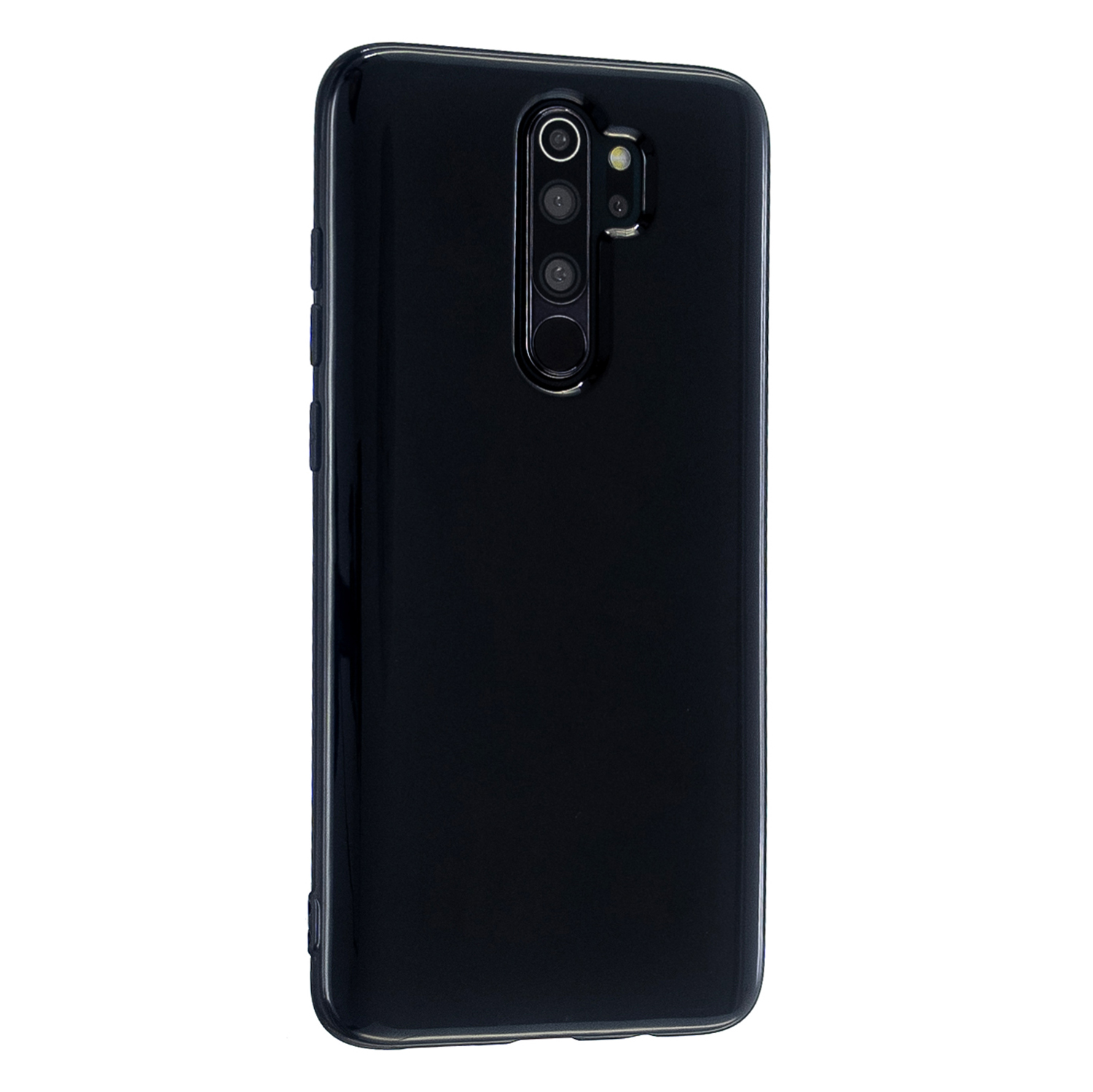 for VIVO Reno Ace/X2 PRO/ A9 2020/A5 2020 Thicken 2.0mm TPU Back Cover Cellphone Case Shell black