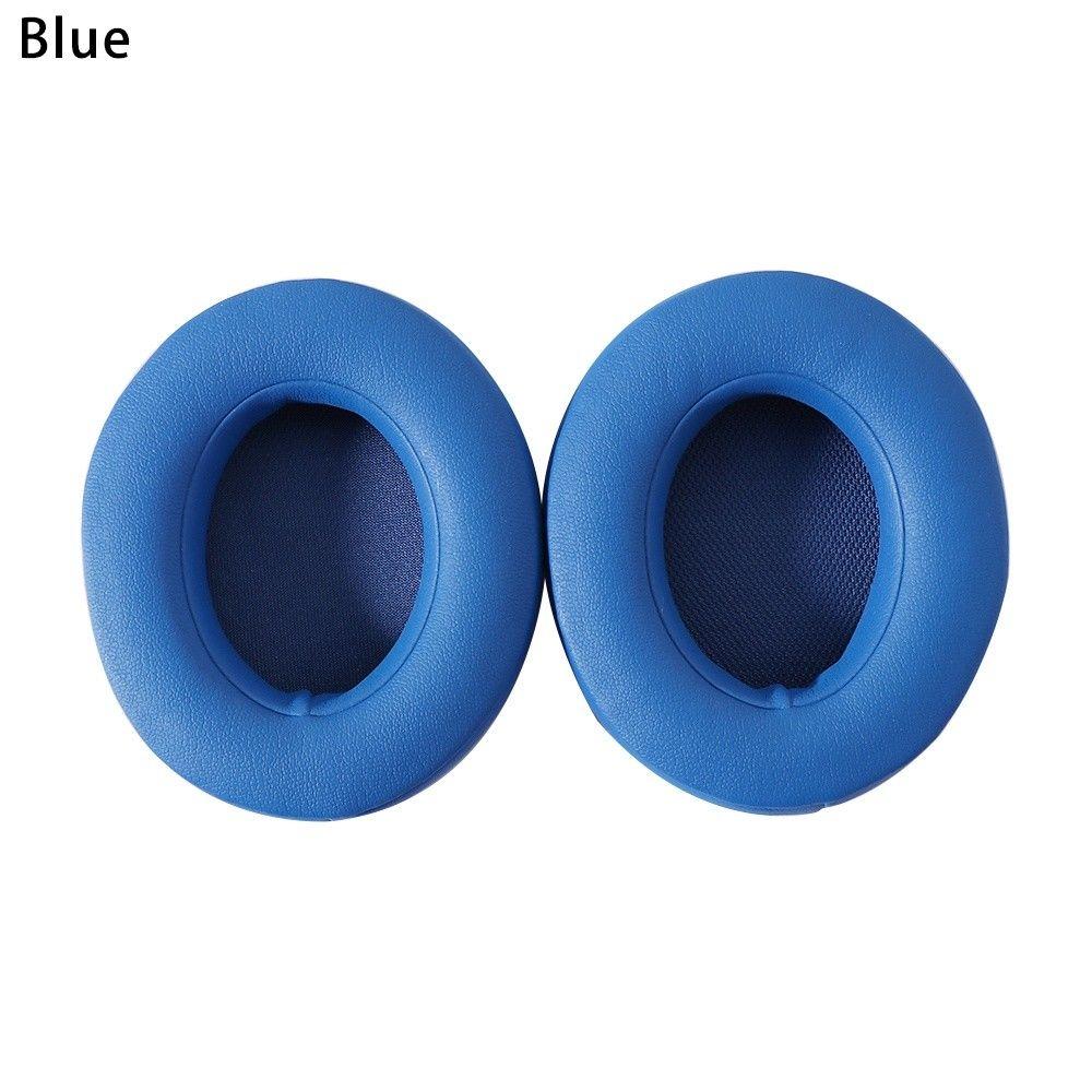1 Pair Replacement Ear Pads Foam Cushion for Beats Studio 2.0 Wireless Headset blue