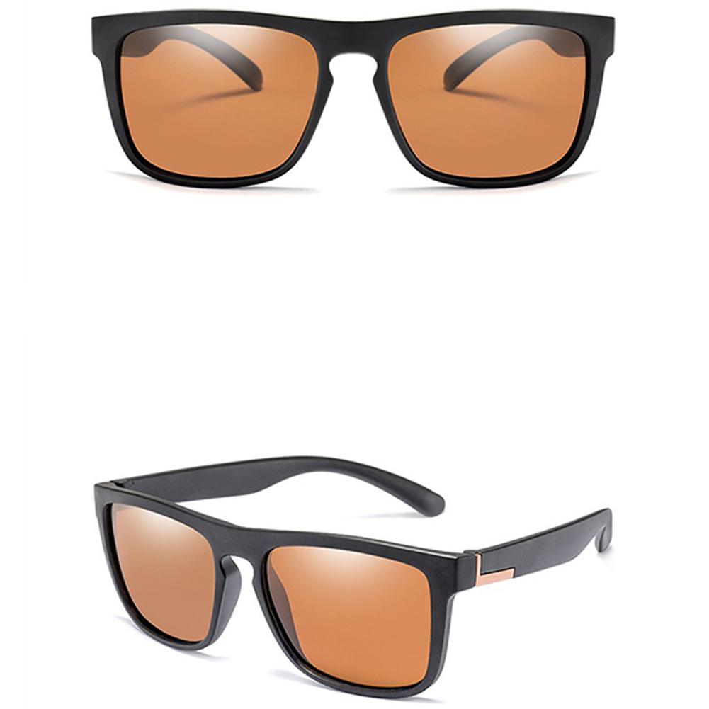 Men Stylish Sports Driving Polarized Sunglasses