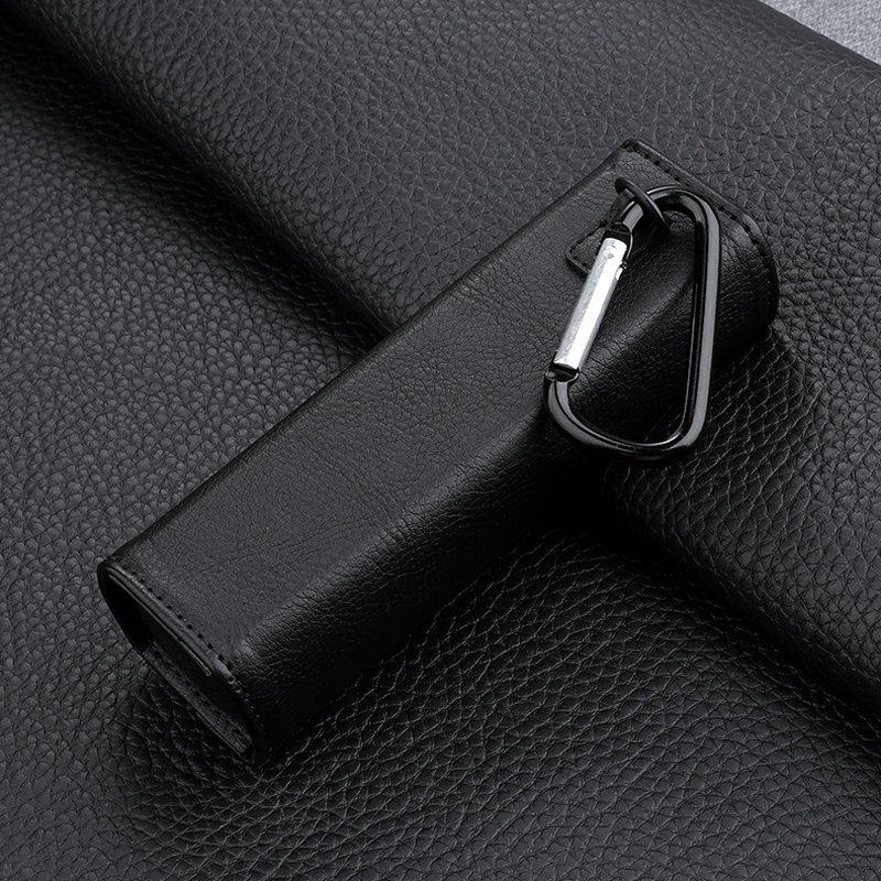 For DJI Osmo Pocket Gimbal Portable Bag Leather Case Handheld Camera Accessories black