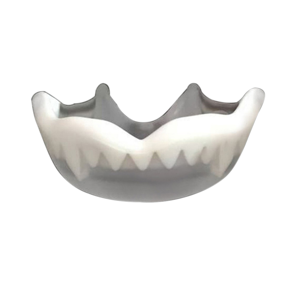 Adult Mouthguard Mouth Guard Teeth Protect for Boxing Football Basketball Karate Muay Thai Safety Protection Transparent white