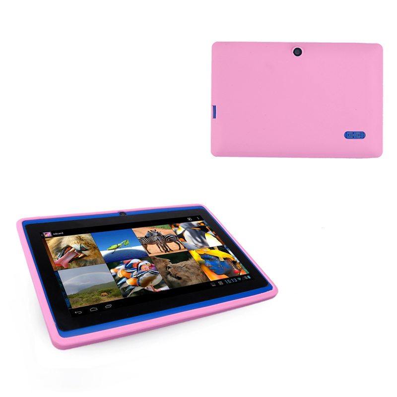 [US Direct] q8 silicone sleeve pink