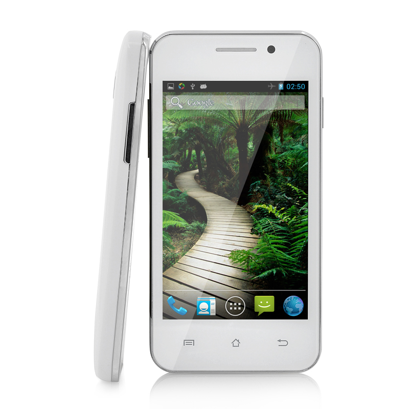 Budget IPS 4 Inch Android Phone - Lima (W)