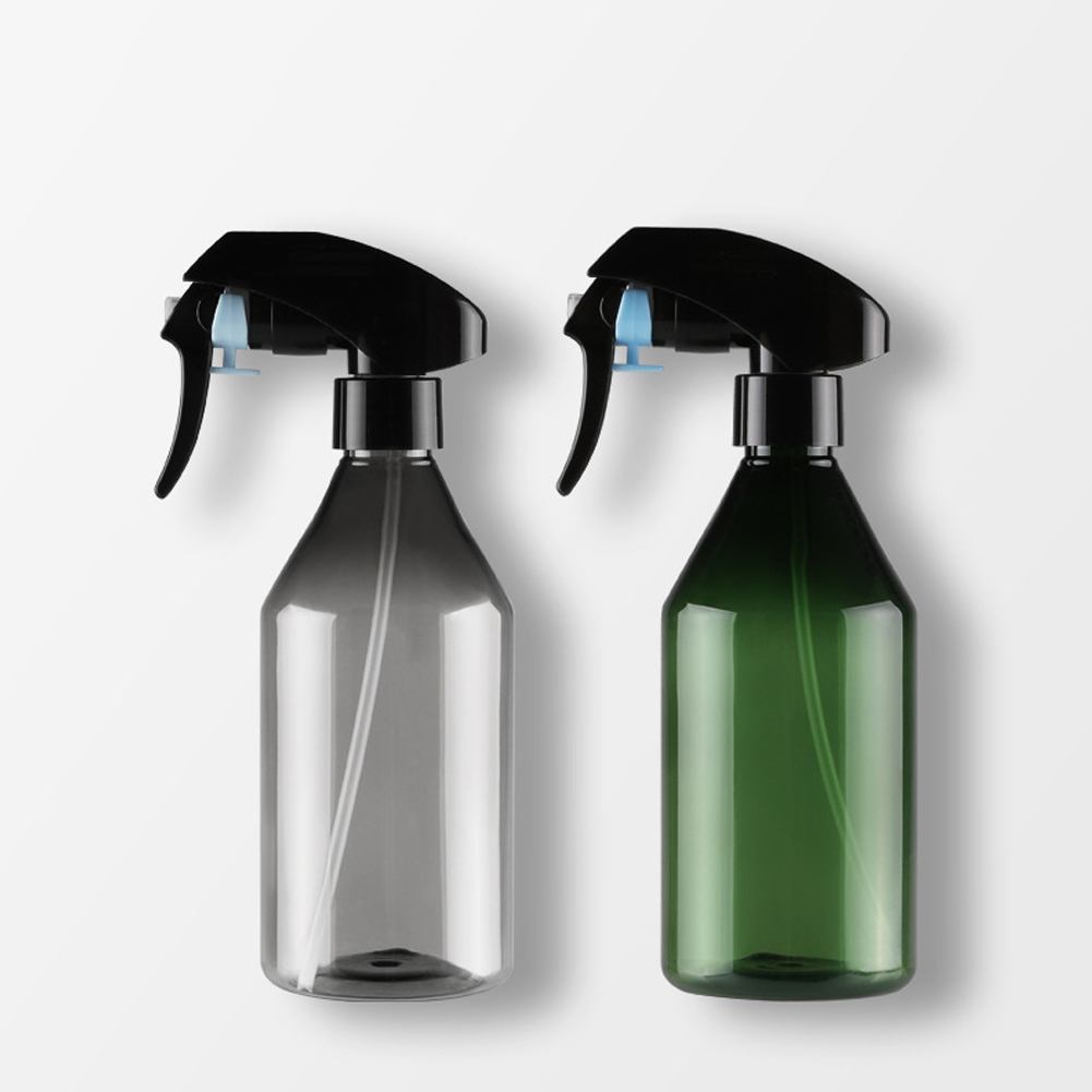 300ml Watering Can Disinfection Spray Bottle for Home Gardening Dark green