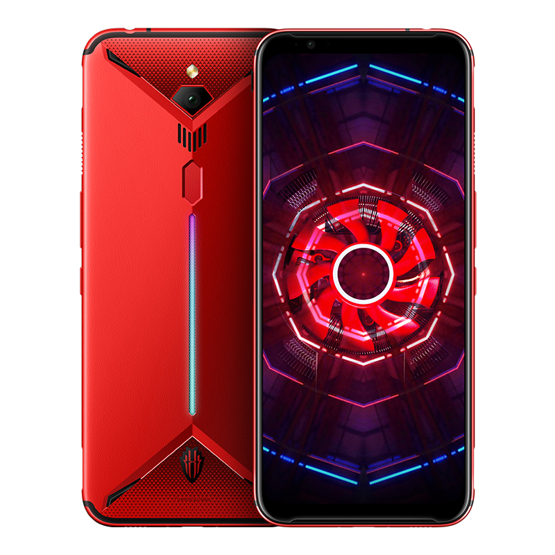 ZTE nubia Red Magic 3 8+128G Mobile Phone Red