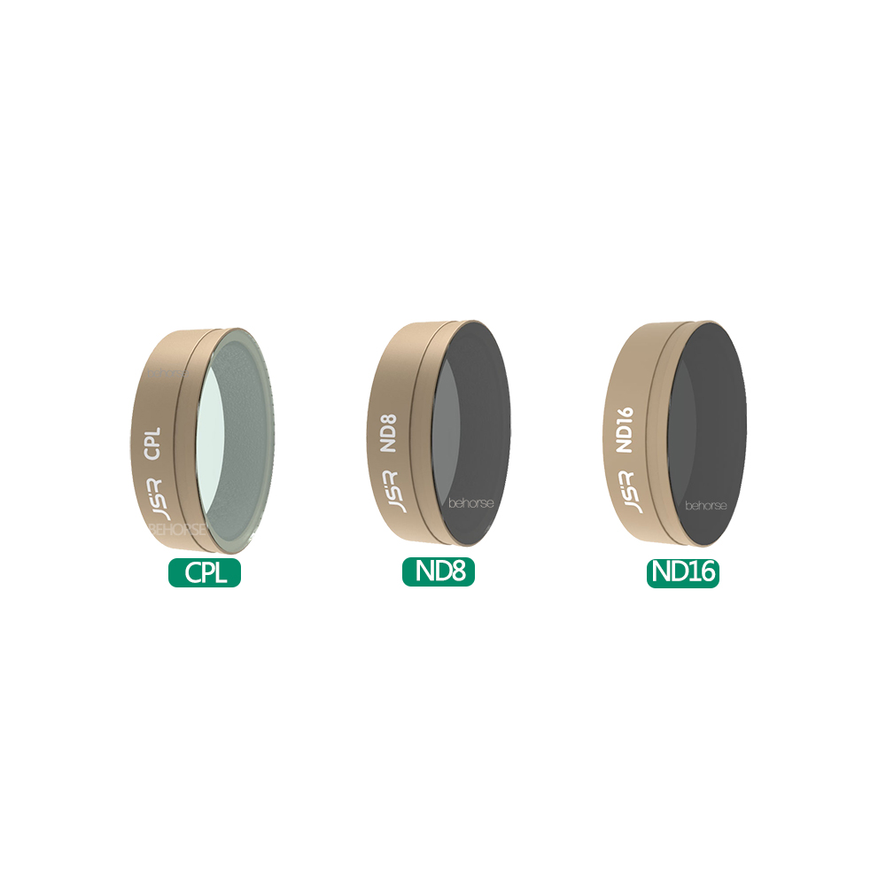 For DJI OSMO ACTION Camera Lens Filter Sets CPL UV STAR ND4/8/16/32 ND8/16/32/64-PL Camera Filter for DJI Action Camera Accessories