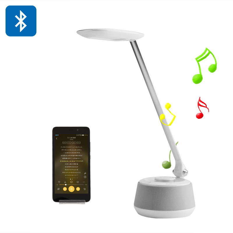 Bluetooth Speaker Desk Light