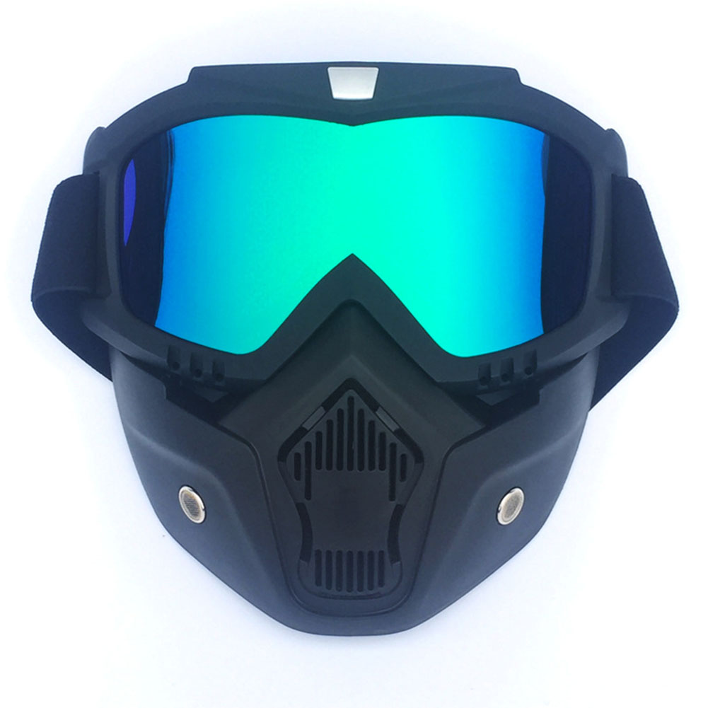 Outdoor Cycling Mask     colorful lens
