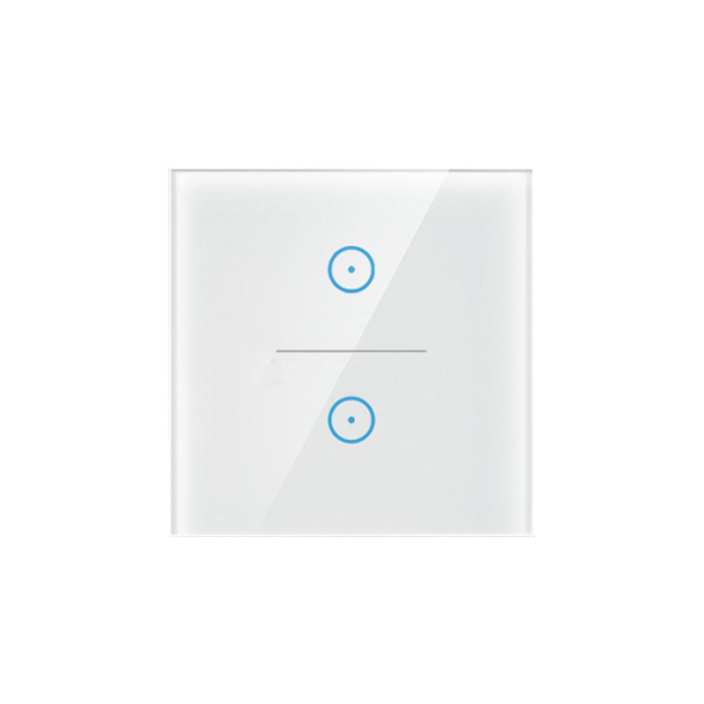 Intelligent Home Wireless Phone Remote Control Touch Switch Support for Alexa Google Home IFTTT European Regulation 2 way