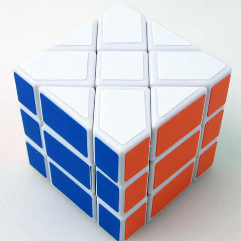[US Direct] YJ Square King Puzzle Cube