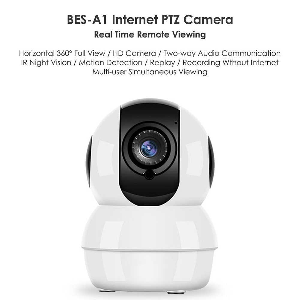 UK Wireless HD Mini 1080P Security Camera