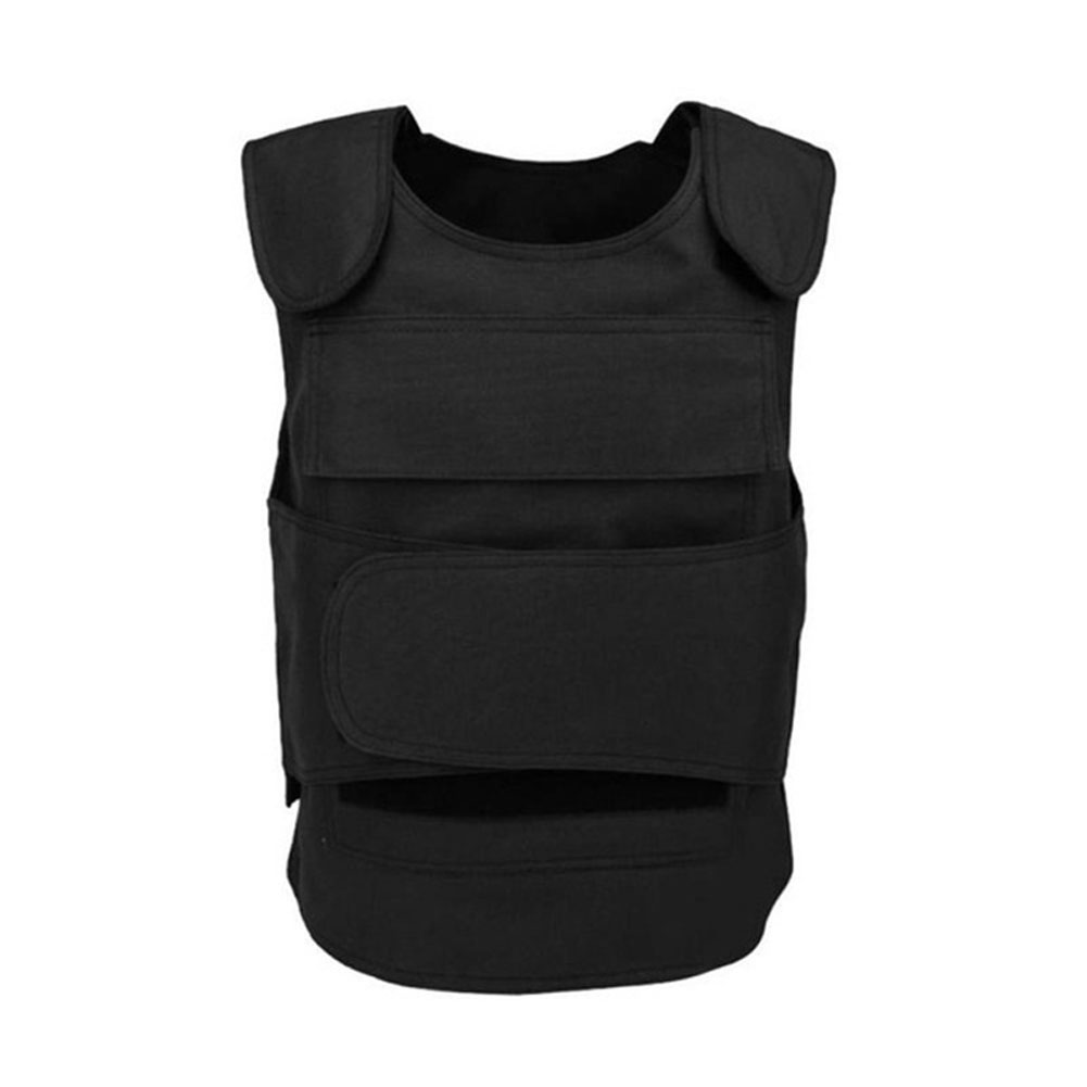 Body Armor Plate Carrier Vest Army Vest Outdoor Paintball Wargame Airsoft Vest black_One size