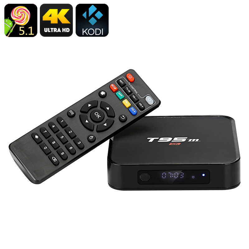 T95m Android TV Box