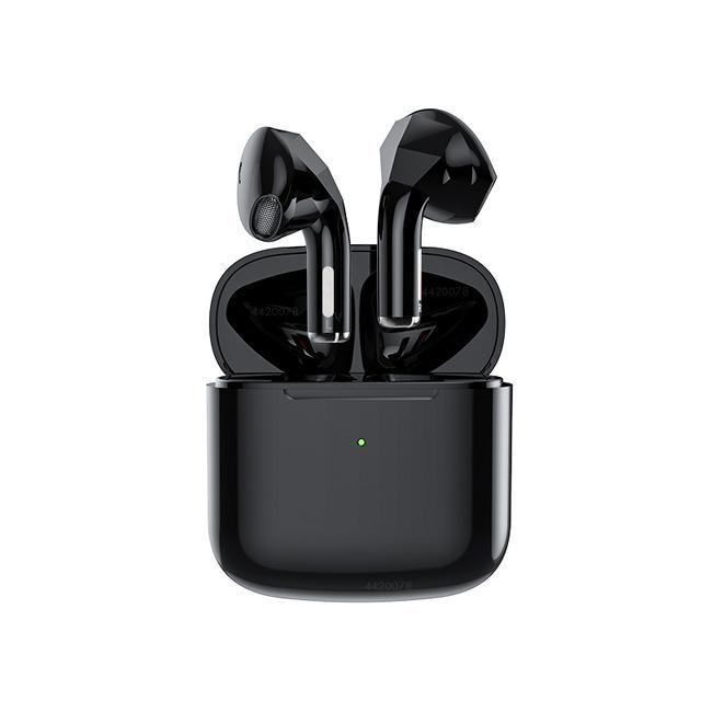 TWS08 Wireless Bluetooth Headphones 5.0 Waterproof Mini Earphones black