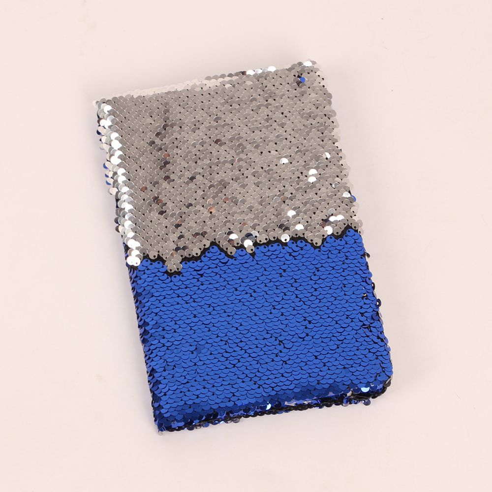 Fashion Sequins Multi Color Notebook A5 Agenda Planner Diary Sketch Book