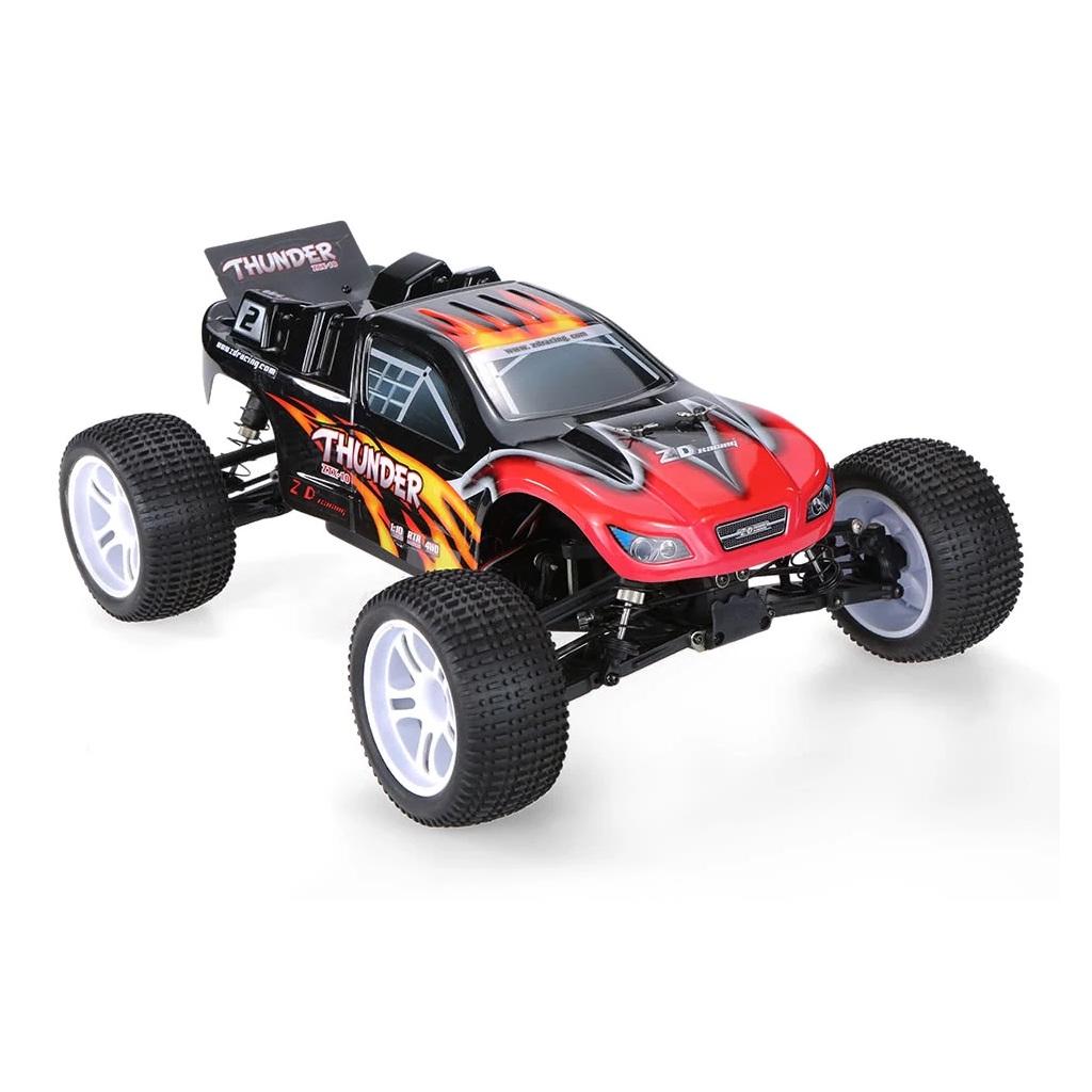 ZD Racing 9104 Brushless Thunder ZTX-10 1/10 2.4G 4WD RC Car Red black