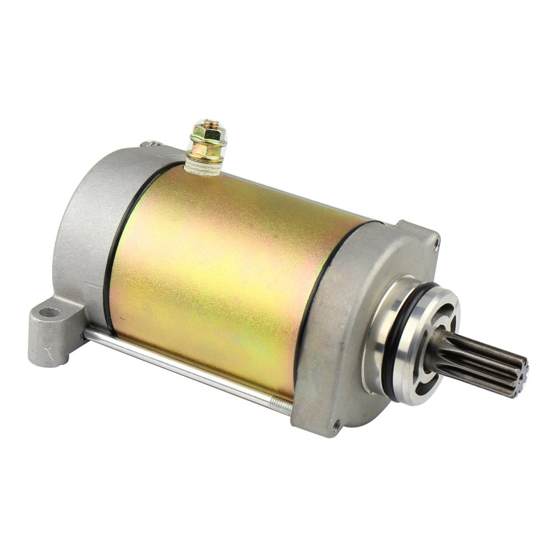 (AU)CFMoto 500cc CF188 Starter Motor 9 Spline Teeth CF Moto Genuine Part ATV UTV CF500