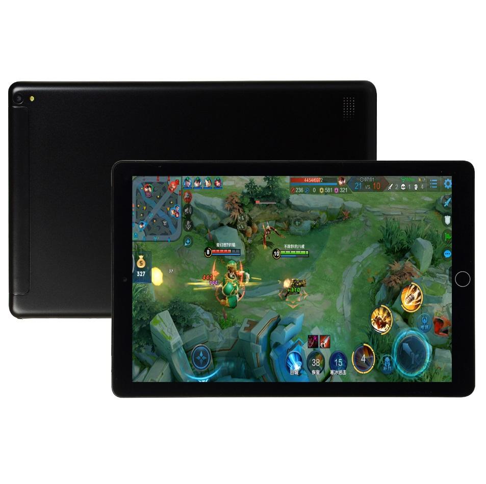 10.1 inch Tablet PC Black EU plug