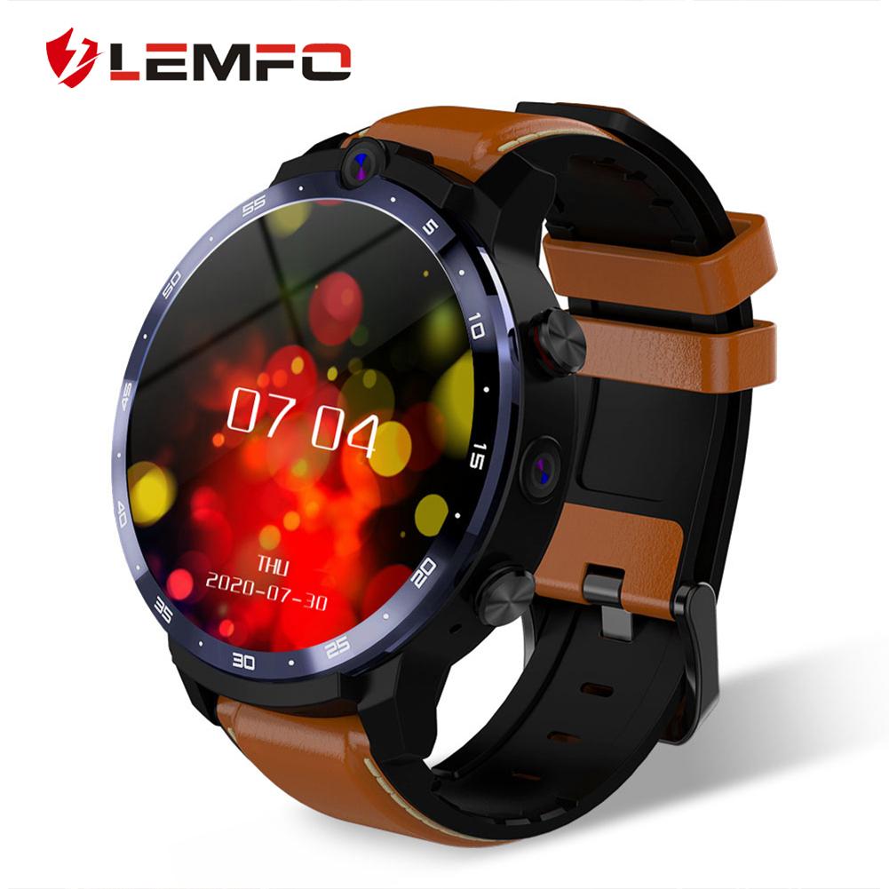 Smart Bracelet LEM12pro Smart Watch CWAT21951H Health Monitor Sport Smart  Watch Brown