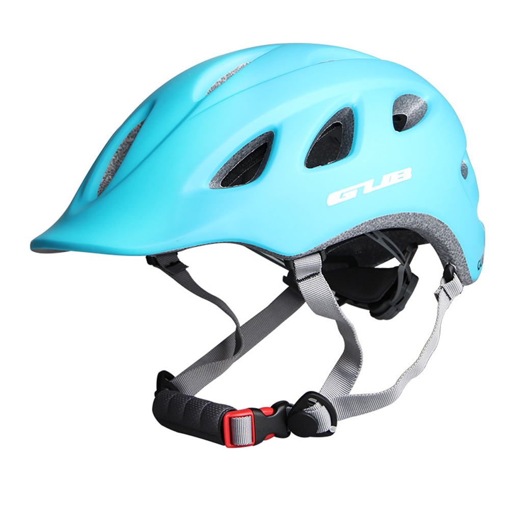 Cycling Helmet Integrally-molded Breathable Women Men MTB Road Bicycle Safety Helmet Light weight MTB Bike Equipment blue_One size