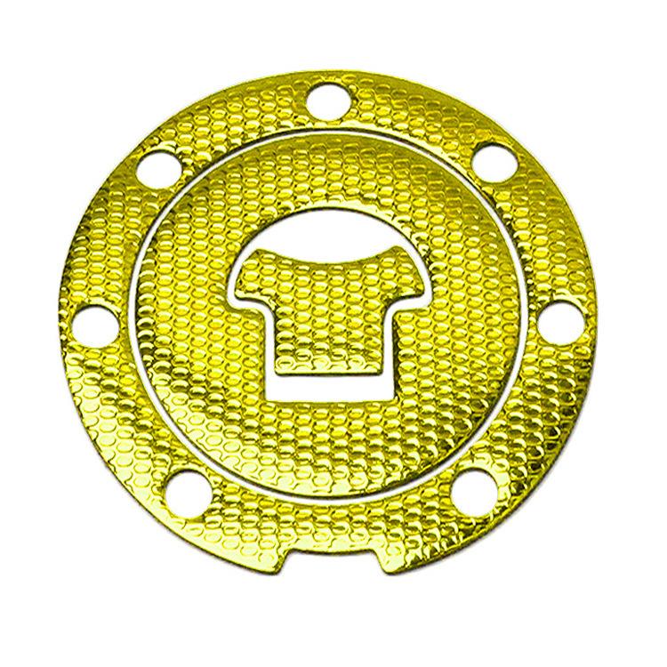 Fuel Tank Cap Decal Pad Sticker Protector for CBR1000RR CBR600 CBR250/400 CBF190R Motorcycle Motorbike  Gold