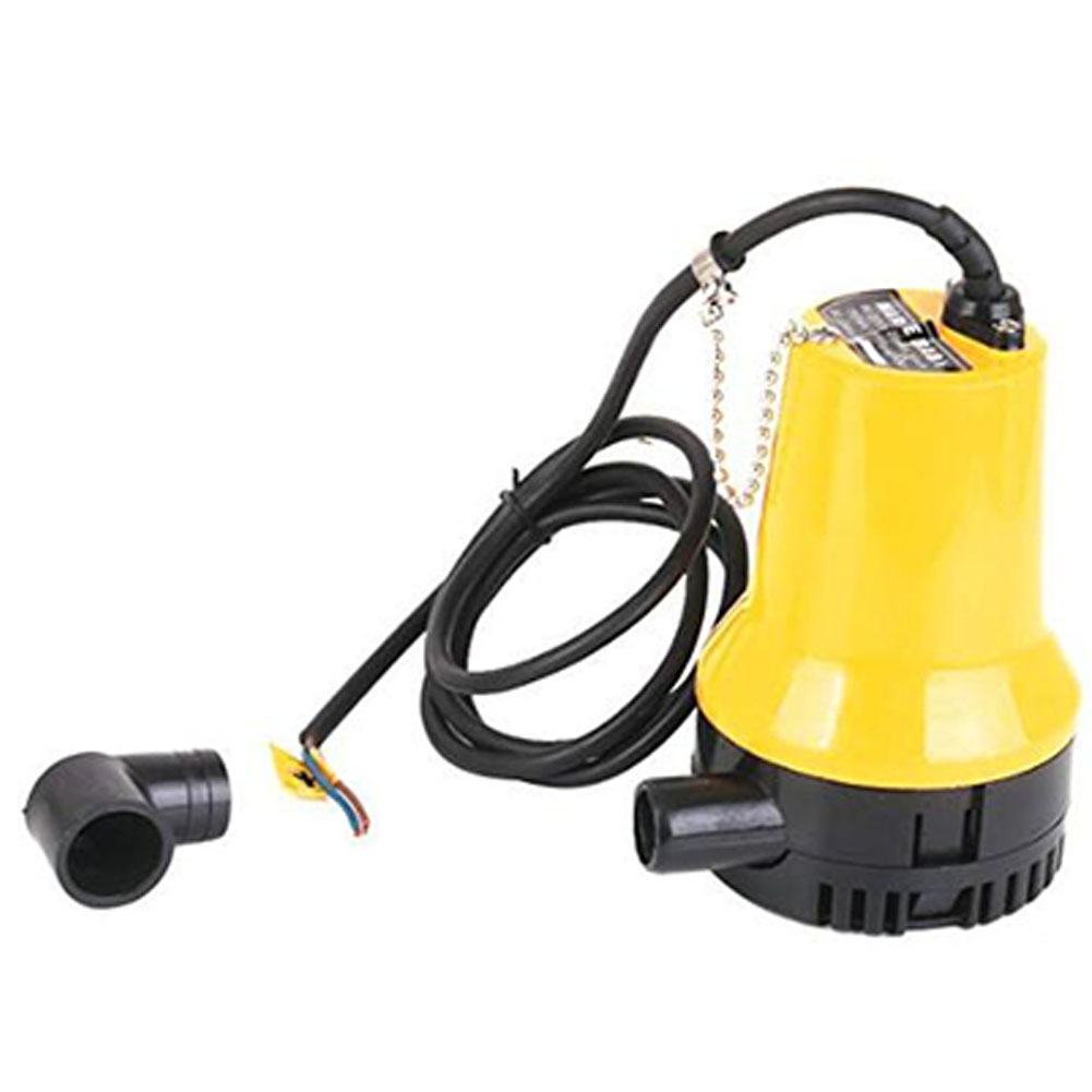 DC12V 50W Submersible Water Pump Car Washing System Fountain Pool Pond Garden Boat Pump  DC12V