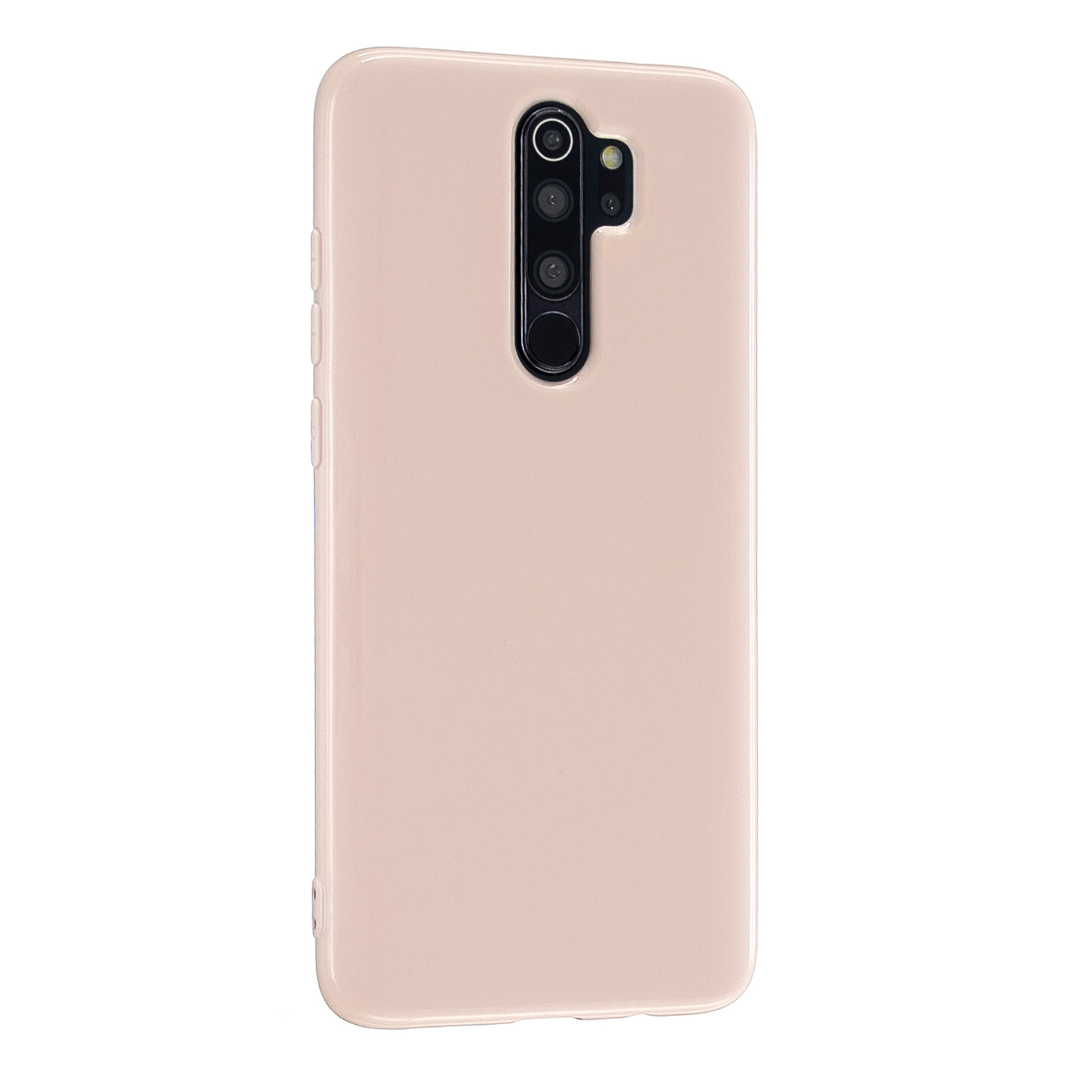 for VIVO Reno Ace/X2 PRO/ A9 2020/A5 2020 Thicken 2.0mm TPU Back Cover Cellphone Case Shell light pink